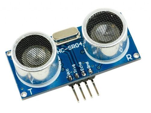 Ultraschall Entfernungsmesser Schaltplan : Ultraschall sensor hc sr